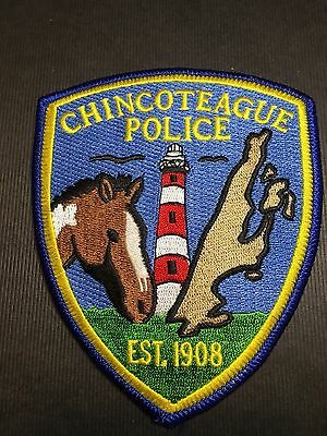Chincoteague Virginia Police Shoulder Patch