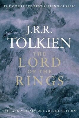 The Lord of the Rings 50th Anniversary Edition [New Book] Anniversary Edition,