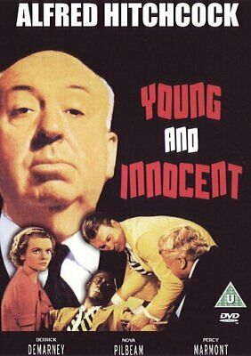Young And Innocent [1938] [DVD] - DVD  8SVG The Cheap Fast Free Post