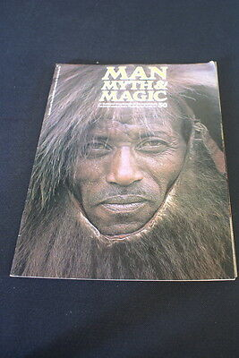 MAN MYTH & MAGIC No. 30.Eros/Eskimo/Ethiopia/Witch Persecutions