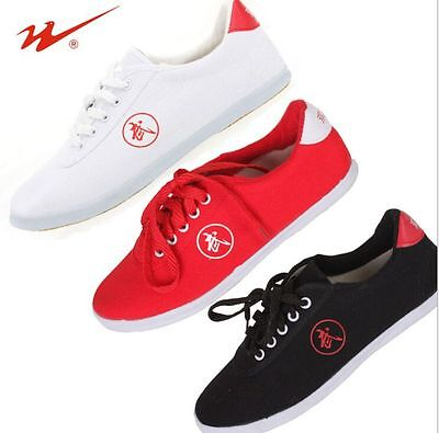 NEW China martial arts canvas kungfu tai chi wushu shoes footwear