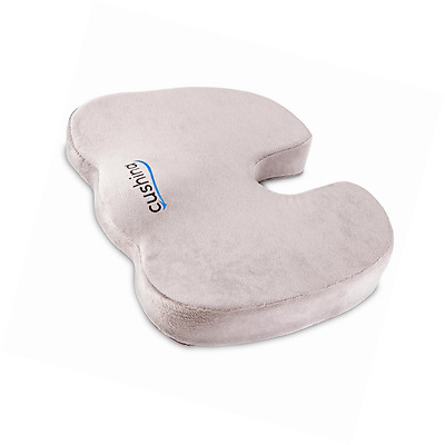Best Memory Foam Seat Cushion For Pain Relief Helps Ease Sciatica Lower Back