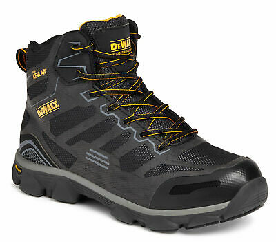 233db6b7698 MENS DEWALT CROSSFIRE MID Safety S3 Composite Toe/Midsole Work Boot Size 7  to 12