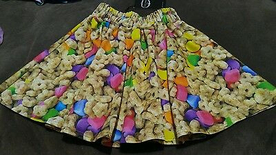 NWT Zara Terez cereal skirt  Girls Size medium 8-10