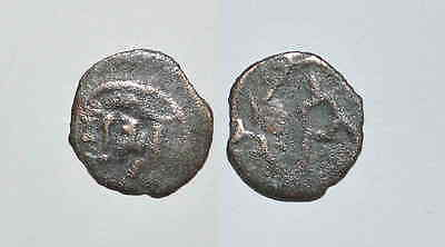 8780 Chach AE coin, Unknown ruler.