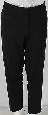 New With Tags Women's RELATIVITY Black Dress - Flat Front Pant Size 18W