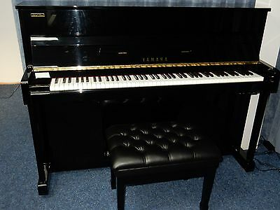Yamaha U5 As Silent Upright Piano. 0% Finance Available Around 20 Years Old