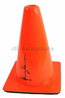 Kraftwerk - Authentic Autographed Iconic Traffic Cone - Signed by 4