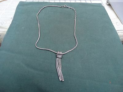 originale collier en métal