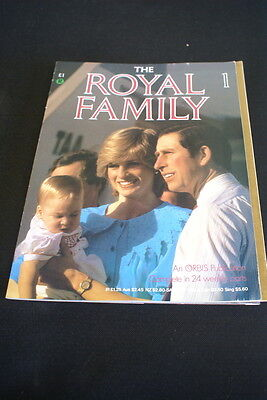 THE ROYAL FAMILY No. 1. Symbols of Majesty/The Queen Mother/Prince Philip