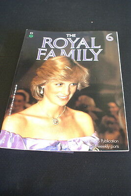 THE ROYAL FAMILY No. 6.The Queen herself/Diana 'darling' of fashion