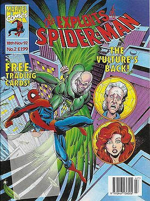 The Exploits of Spider-Man No.2 / 1992