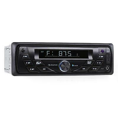 Din Autoradio Bluetooth Mani Libere Usb Sd Mp3 Wma Player Rds Sintonizzatore Pll