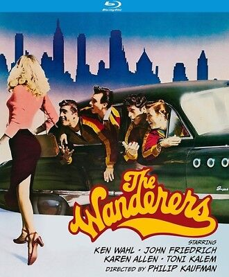 The Wanderers [New Blu-ray]