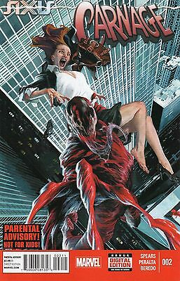 Axis Carnage #2 (NM)`15 Spears/ Peralta