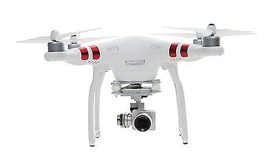 New DJI Phantom 3 P3-STANDARD Quadcopter Drone with 12MP 2.7K HD Video Camera