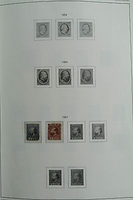 Lot 26927 Collection stamps of the Netherlands 1867-1994.
