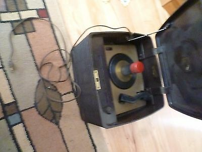 Vintage Phonograph / Record Player - RCA Victor - Mid 1900's
