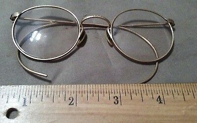 vintage pair of eye glasses