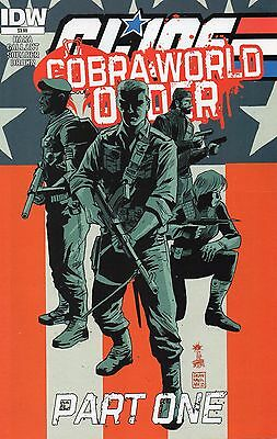 GI Joe #219 (NM)`15 Hama/ Gallant (Cover A)