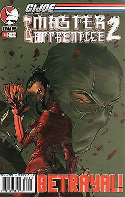 GI Joe Master And Apprentice 2 #4 (NM)`05 Jerwa/ Stevens/ Udon (Cover B)