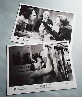 In the Name of the Father Daniel Day-Lewis * set of 9 photos* JP size 174-31
