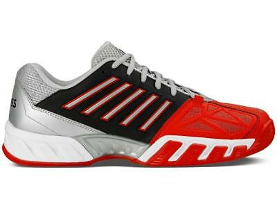 K-Swiss Big Shot Light 3 Men All Court  fiery red-black-silver