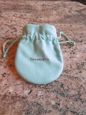 1 Tiffany & Co Protective Pouch  Genuine Item