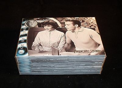 TWILIGHT ZONE - The Next Dimension Series 2    Complete Trading Card Set