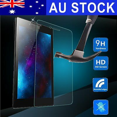 """AU 9H Tempered Glass Screen Protector Film For 7"""" Lenovo Tab3 7 Essential 710F"""