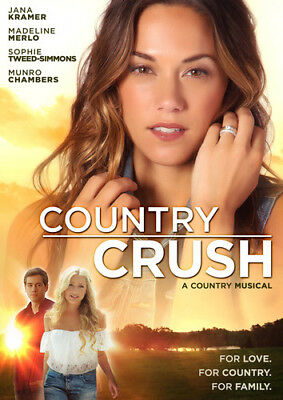 Country Crush [New DVD] Widescreen