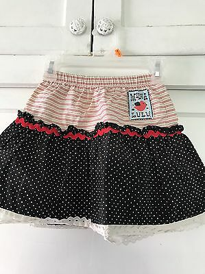 Misha Lulu Adorable girls skirt Size 4 years