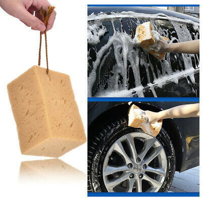High Quality Car Honeycomb Sponge Auto Care Cleaning Washing Sponge Durable 1PC