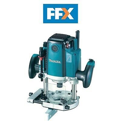 Makita RP2301FCXK 110v 1/2in Variable Speed Plunge Router with Case