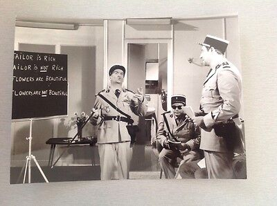 "LOUIS DE FUNES  - "" LE GENDARME A NEW YORK ""  - PHOTO PRESSE 13x18"