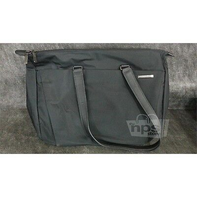 Briggs & Riley S145-4 Sympatico Travel Tote, Black Nylon