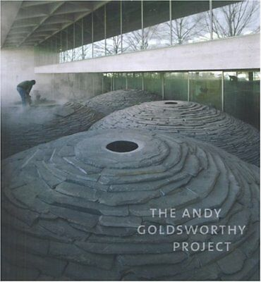 The Andy Goldsworthy Project NUEVO Rilegato Libro  Molly Donovan