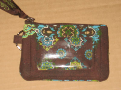 Longaberger Sisters Adorn Check my ID Holder mint condition in bag never used!
