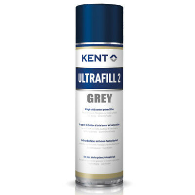 1x KENT ULTRAFILL 2 500ml SPRAYDOSEN GRAU / GREY DOSE FÜLLER SPOT REPAIR