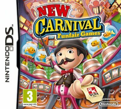 New Carnival Games (Nintendo DS) - Game  GSVG The Cheap Fast Free Post