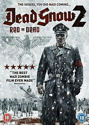Dead Snow 2: Red Vs Dead [DVD] - DVD  EIVG The Cheap Fast Free Post