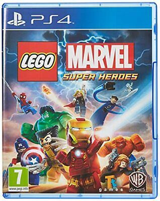 Lego Marvel Super Heroes (PS4) - Game  XIVG The Cheap Fast Free Post