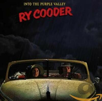 Ry Cooder - Into The Purple Valley - Ry Cooder CD BWVG The Cheap Fast Free Post