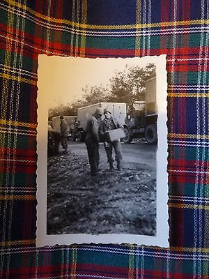 WW2 Photograph US Original B&W