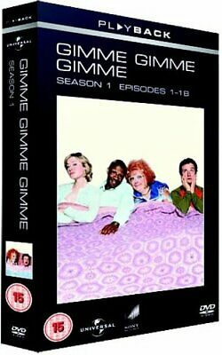Gimme Gimme Gimme - Series 1 (Episodes 1-18) [DVD] - DVD  6KVG The Cheap Fast