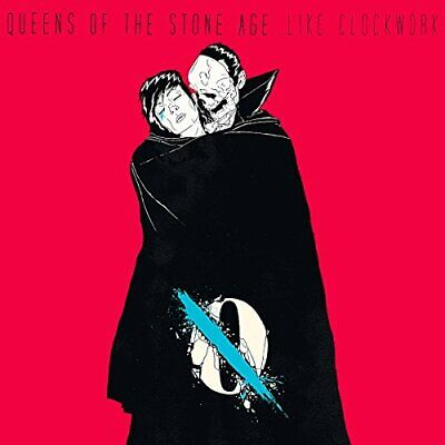 Queens of the Stone Age - Like Clockwork - Queens of the Stone Age CD OWVG The