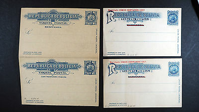 Postal staionary lot middle/south america (70)