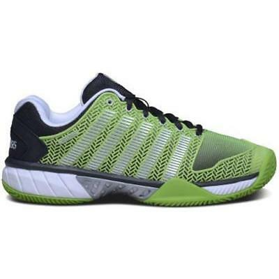 K-Swiss Hypercourt Express HB Men Clay Court  flashgreen-black