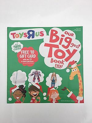 Toys R Us 2007 The Big Toy Book Catalog Flyer Biggest Toy Book Ever Free Ship