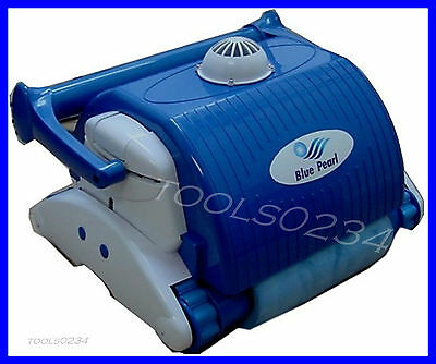 Water Tech Blue Pearl Robotic Swimming Pool Cleaner Vacuum FREE SHIP US 48